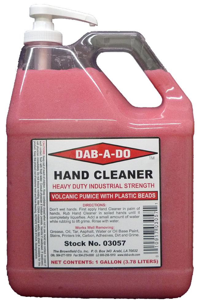 Dab A Do Premium Liquid Hand Cleaner 1 Gallon Pump